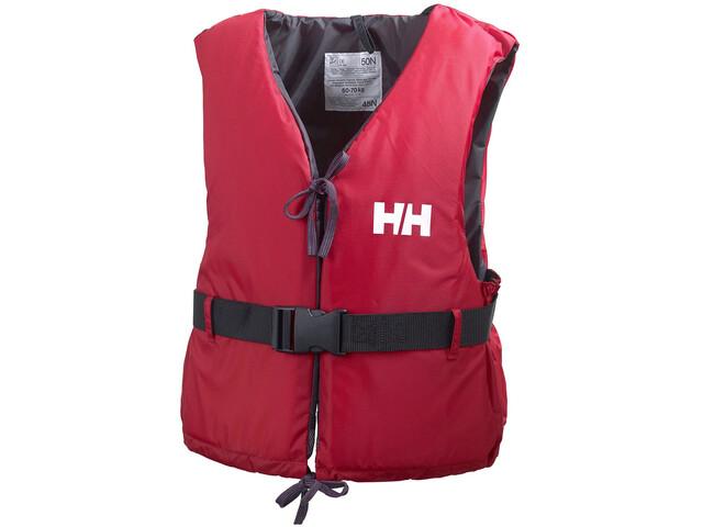 Helly Hansen Sport II Chaleco, red/ebony